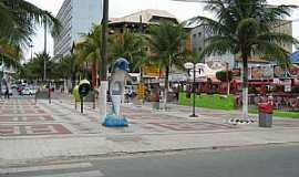 Peruíbe - Peruíbe-SP-Centro da cidade-Foto:Cidonio Rinaldi