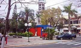 Peruíbe - Peruíbe-SP-Praça da Matriz-Foto:Cidonio Rinaldi