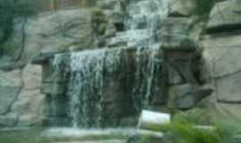 Piedade - Cachoeira na entrada da cidade, Por Antonio Cícero da Silva(Águia)