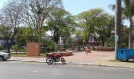 Pilar do Sul - Praça da matriz, Por nelci