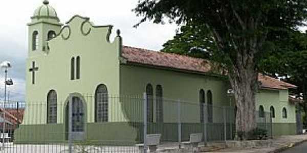 Pindamonhangaba-SP-Igreja de Santa Cecília-Foto:ROBINSONROY
