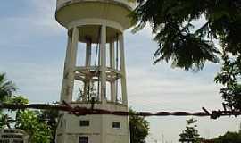 Pindorama - Pindorama-SP-Caixa D´Água Municipal-Foto:Mauro Luiz Benedito da Costa