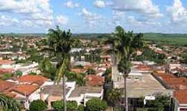 Pindorama - Pindorama-SP-Vista parcial da cidade-Foto:Mauro Luiz Benedito da Costa