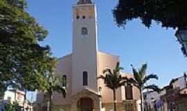 Pinhalzinho - Igreja Matriz de Pinhalzinho-FotoErnandes C Santos