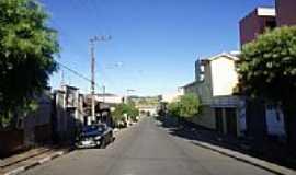 Pinhalzinho - Rua central de Pinhalzinho-Foto:Ernandes C Santos