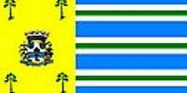 Bandeira da cidade de Pinhalzinho-SP