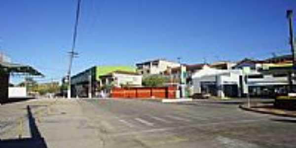 Centro de Pinhalzinho-Foto:Ernandes C Santos