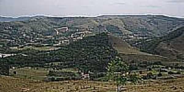 Vista da região de Pinhalzinho-Foto:Renato Paiva