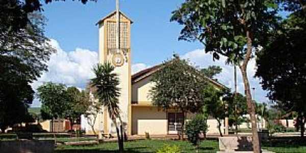 Pioneiros-SP-Igreja Matriz-Foto:Alexandre Bonacini