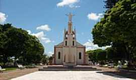 Piquerobi - Igreja Matriz-Foto:Jômer