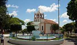 Piquerobi - Praça da Matriz-Foto:Jômer