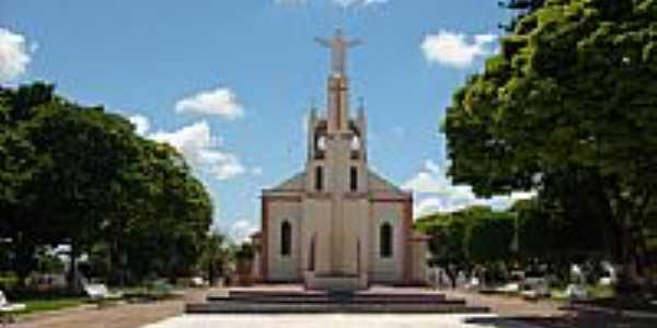 Igreja Matriz-Foto:Jômer