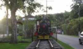 Piquete - Trem da estação estrela, Por Juliane