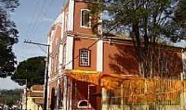 Piracaia - Igreja de N.Sra.do Ros�rio em Piracaia-SP-Foto:Antonio de Andrade