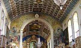 Piracaia - Interior da Igreja Matriz de Piracaia-SP-Foto:Adriano Martins - Be…