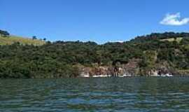 Piracaia - Piracaia-SP-Cachoeiras na Represa-Foto:Portal Piracaia