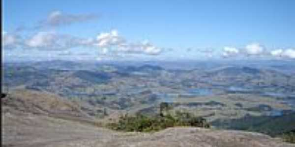 Piracaia-SP-Vista aérea da Represa-Foto:Portal Piracaia