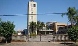 Piracicaba - Igreja de S�o Judas Tadeu em Piracicaba-Foto:helio antunes do nas�