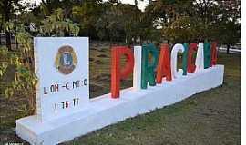 Piracicaba - Piracicaba-SP-Homenagem do Lions na entrada da cidade-Foto:helio antunes