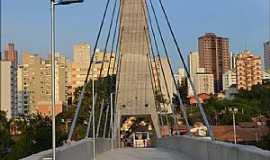 Piracicaba - Piracicaba-SP-Ponte Estaiada-Foto:helio antunes