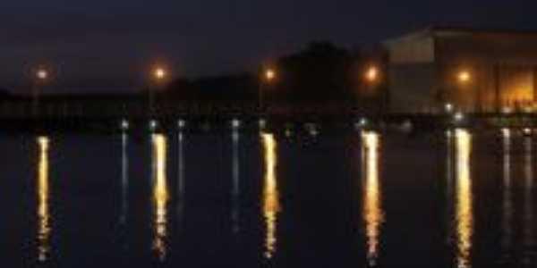 A noite na Represa, Por Jos� Carlos Garcia