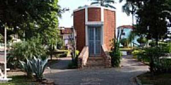 Capela de São Cristóvão-Foto:rfaloppa