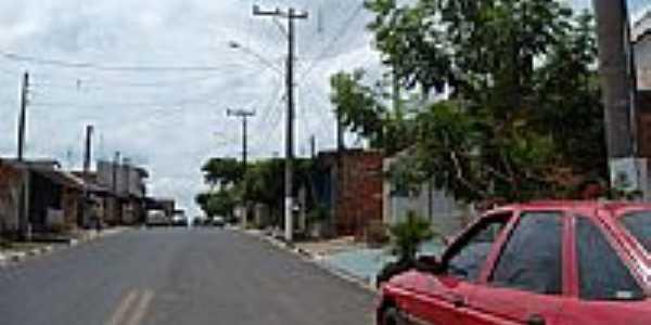 Rua de Pirapitingui-Foto:LuziACruzFrata