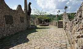 Pirapora do Bom Jesus - Pirapora do Bom Jesus-SP-Mirante de pedra-Foto:Ernandes C Santos