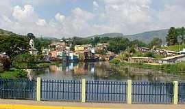 Pirapora do Bom Jesus - Pirapora do Bom Jesus-SP-Vista da cidade à partir da ponte-Foto:Ernandes C Santos