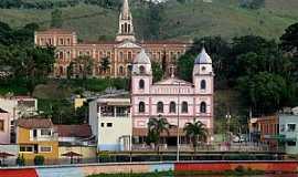 Pirapora do Bom Jesus - Pirapora do Bom Jesus-SP-Vista do Santuário e Seminário-FotoAndré Bonacin