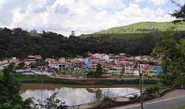 Pirapora do Bom Jesus - Pirapora do Bom Jesus-SP-Vista do Rio Tietê e a cidade-Foto:carlos.kardoso