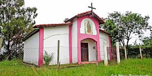 Pirapora do Bom Jesus-SP-Capela de N.Sra.de Guadalupe-Foto:José Wilson Francischinelli