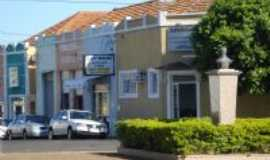 Pirapozinho - Centro de Pirapozinho-Foto:beto