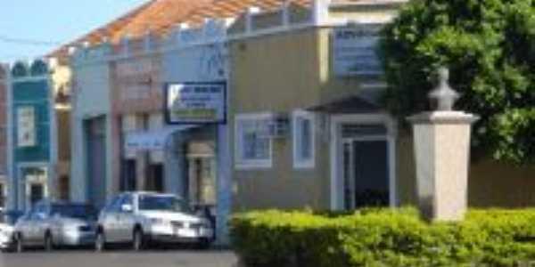 Centro de Pirapozinho-Foto:beto