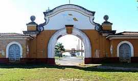 Pirassununga - Pirassununga-SP-Antigo portal de acesso à USP-Foto:Reginaldo Resende
