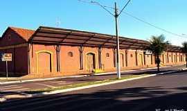Pirassununga - Pirassununga-SP-Barracão Cultural Dito Micuim-antiga Fepasa-Foto:Reginaldo Resende