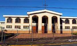 Pirassununga - Pirassununga-SP-Igreja de São Judas Tadeu-Foto:Reginaldo Resende