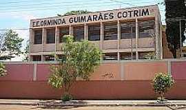 Pitangueiras - Pitangueiras-SP-E.E.Orminda Guimarães Cotrim-Foto:PitangaNews Pitangueiras.