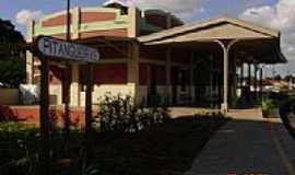 Pitangueiras - Antiga Estação Ferroviária