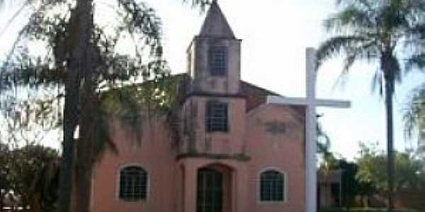 Planalto do Sul-SP-Igreja do Distrito-Foto:Nestor José Dias Filho