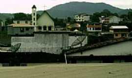Presidente Tancredo Neves - Vista da Serra e parte da cidade de Presidente Tancredo Neves-BA-Foto:adenilse romana