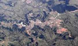 Pompéia - Vista aérea da cidade e região de Pompéia-Foto:André Bonacin
