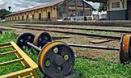Pompéia - Antiga Estação foto Eduardo M. P. Dantas