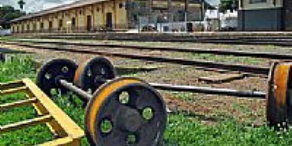 Antiga Estação foto Eduardo M. P. Dantas