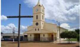 Populina - Igreja Matriz de Populina, Por Ismael Tosta Garcia
