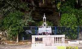 Porto Feliz - Porto Feliz-SP-Altar da Gruta de N.Sra.de Lourdes-Foto:LuziACruzFrata