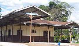 Porto Ferreira - Estação do Trem por retsumanga