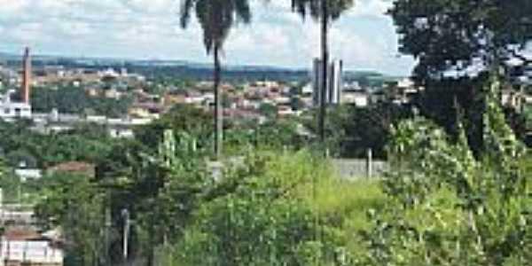 Vista da Cidade por retsumanga