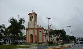 Potim - Igreja Matriz de Potim  - SP por Carlos Maniçoba