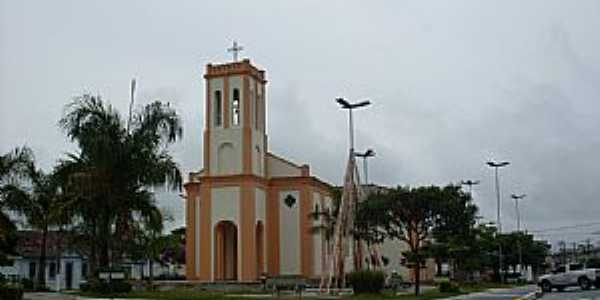 Igreja Matriz de Potim  - SP por Carlos Maniçoba